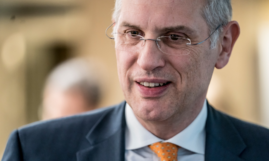 New Director-General Marco Ongaro