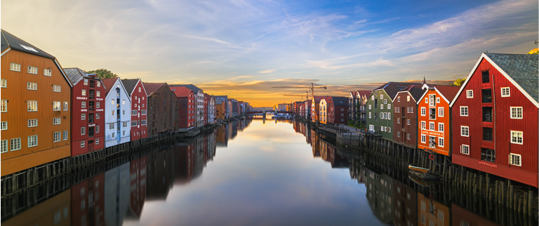 The City of Trondheim joins the European City Economic and Financial Governance Group