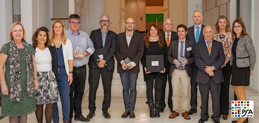 The European Public Sector Award 2019: Three categories, three innovative winners