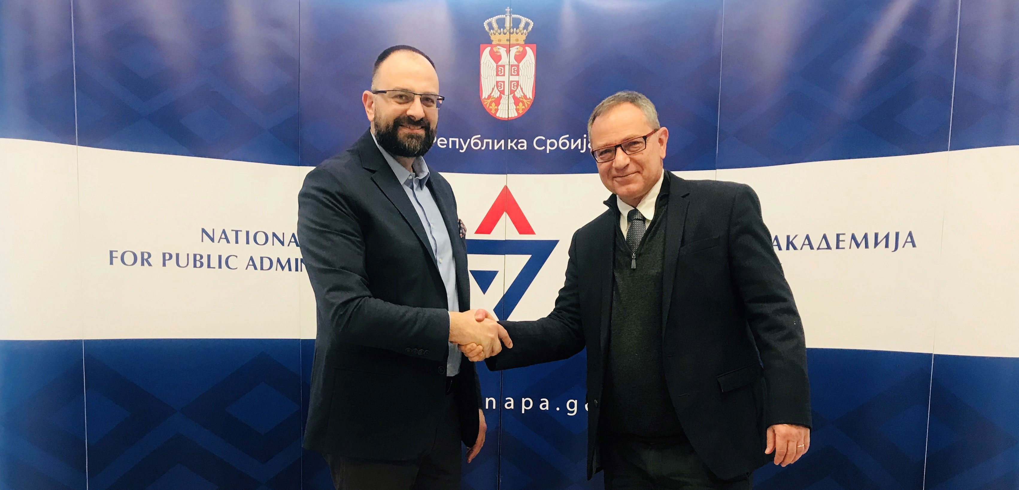 EIPA strengthens ties with Serbia: Signing of new Memorandum of Understanding